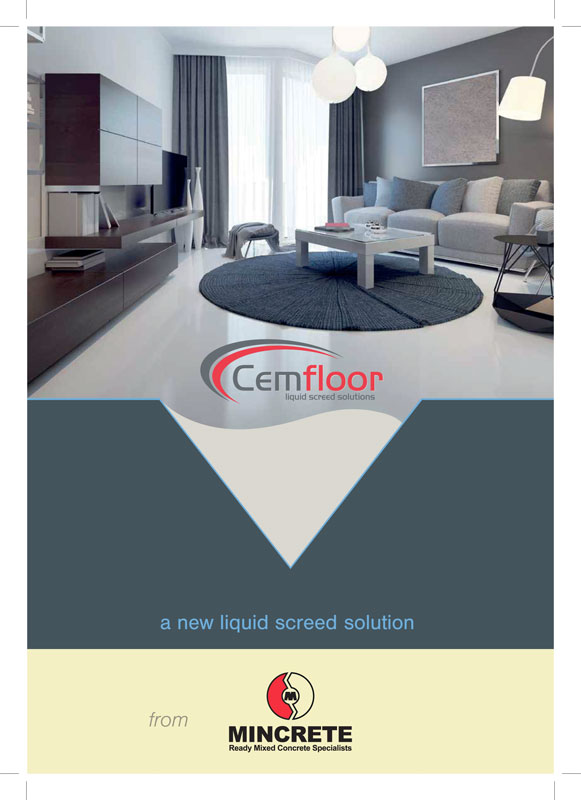 Cemfloor - Safety Data Sheet - Cementitious Liquid Screed