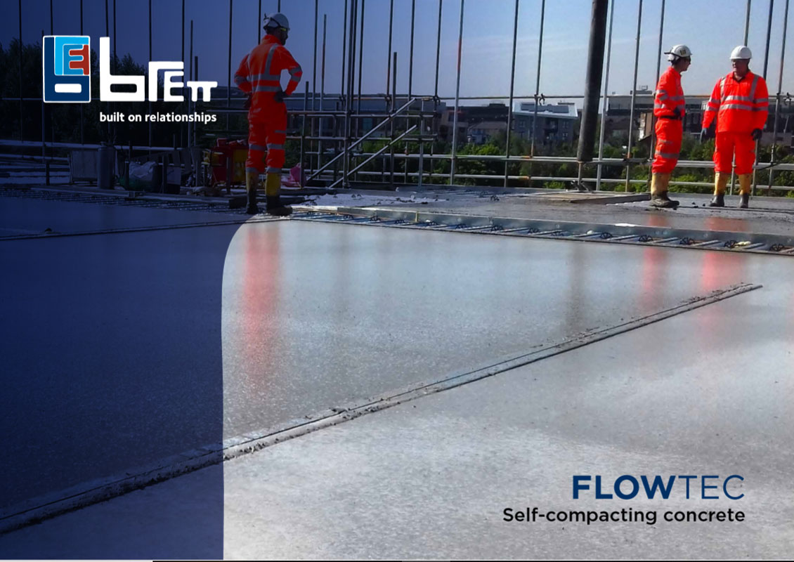 Flowtec - Safety Data Sheet - Flowing Concrete